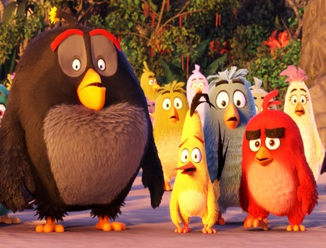 Angry Birds a film