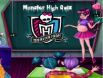 Quiz Monster high játék