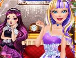 Barbie Ever After high stílusban Barbie játék